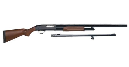 MOSSBERG 500 12GA COMBO PUMP SHOTGUN