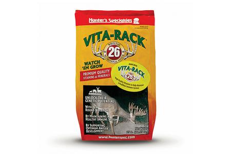 HS VITA RACK 25LB BAG 01510