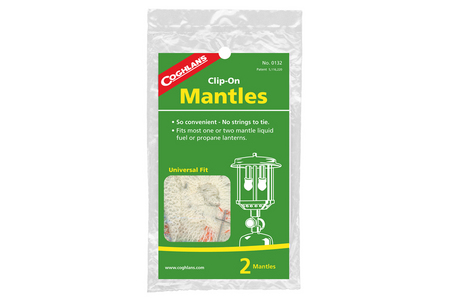 CLIP ON PROPANE LATERN MANTLES