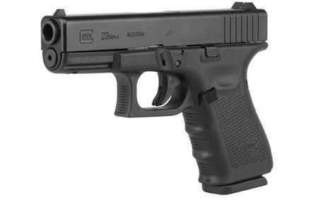 GLOCK 23 40SW 13RD FIXED SIGHTS (GEN4)