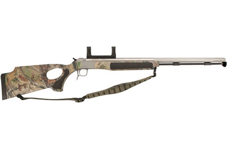 CVA Inc ACCURA 209 50 Caliber Stainless Muzzleloader with Realtree APG Camo  Stock and Bergara Barrel