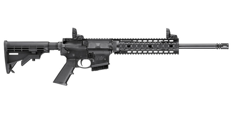 SMITH AND WESSON MP-15 TACTICAL 5.56 CALIFORNIA COMPLIANT