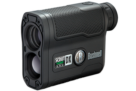 6X21 SCOUT DX 1000 ARC BLACK RANGEFINDER