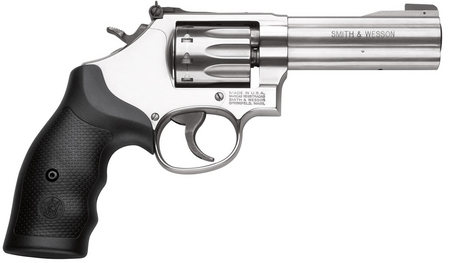 Smith & Wesson Model 617 22LR 4-inch Satin Stainless Revolver