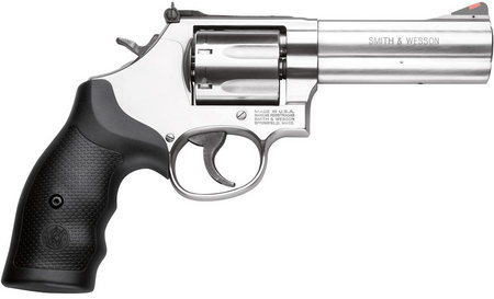 SMITH AND WESSON 686 PLUS 357MAG STAINLESS 7-SHOT/4-INCH