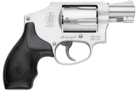 SMITH AND WESSON 642 38 SPECIAL REVOLVER