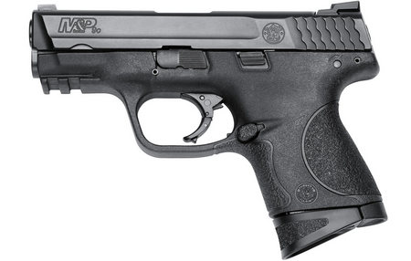 SMITH AND WESSON MP9C 9MM PISTOL NO THUMB SAFETY (LE)