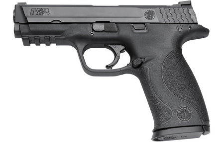 SMITH AND WESSON MP9 9MM WITH MAG SAFETY / 3 MAGS (LE)