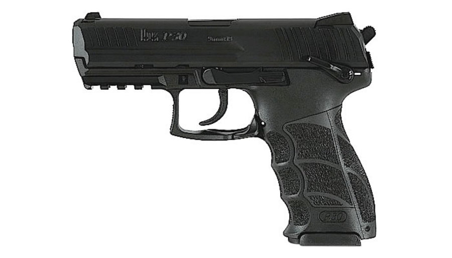 H  K P30S 9MM V3 DA/SA PISTOL W/ AMBI SAFETY