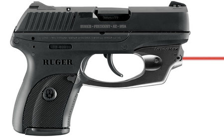 RUGER LC9 9MM LASERMAX CENTERFIRE PISTOL