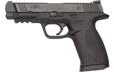 SMITH AND WESSON MP45 45ACP FULL SIZE NO THUMB SAFETY