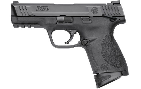SMITH AND WESSON MP45C 45ACP COMPACT SIZE THUMB SAFETY