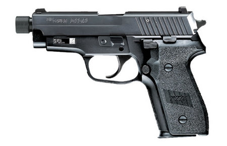 SIG SAUER M11-A1 9MM COMPACT WITH THREADED BARREL