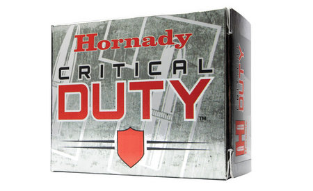 HORNADY 9mm Luger+P 135 gr FlexLock Critical DUTY 25/Box