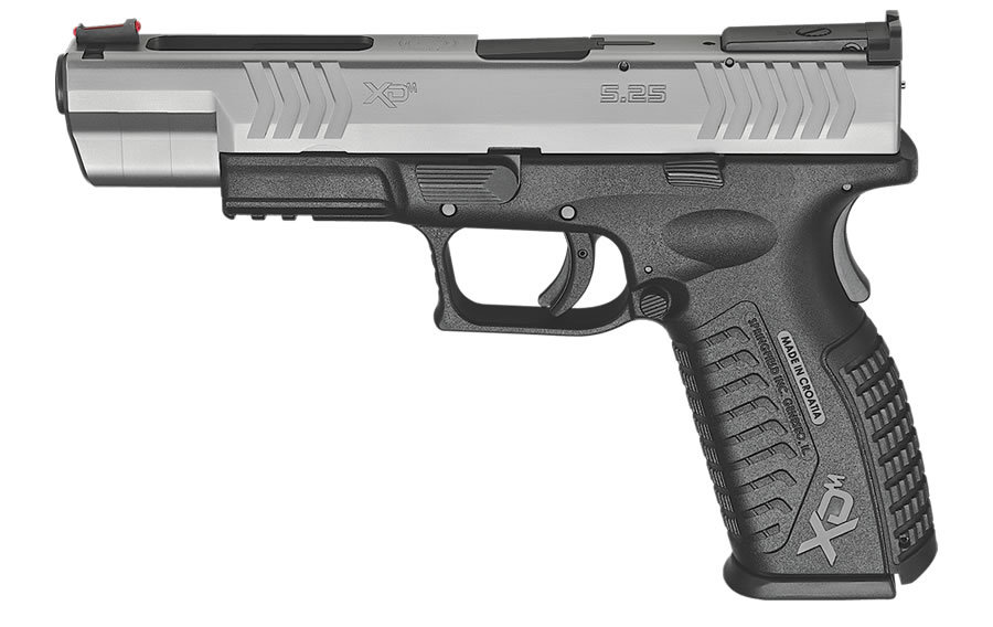 XDM 9MM 5.25 COMPETITION BI-TONE