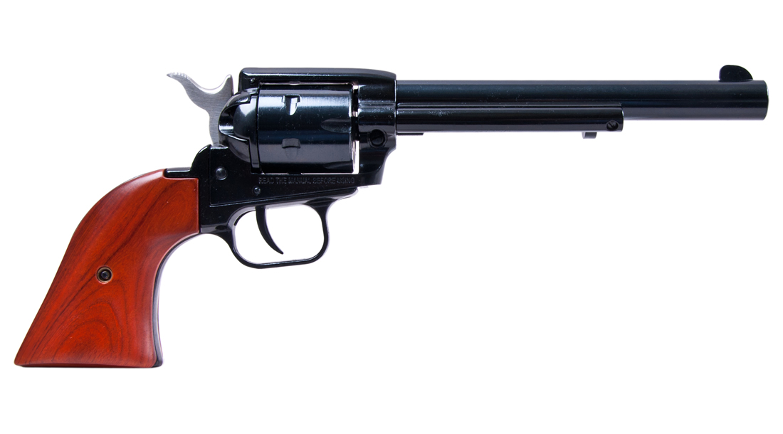 HERITAGE ROUGH RIDER .22LR/22WMR COMBO