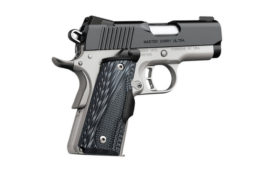 MASTER CARRY ULTRA 45ACP