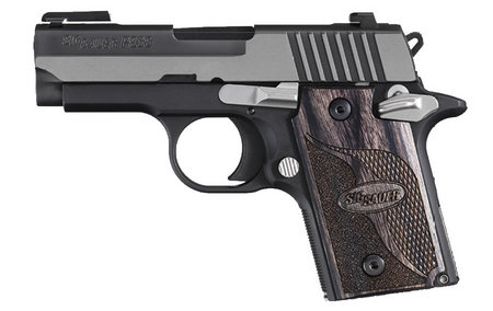 SIG SAUER P938 EQUINOX 9MM AMBI WITH NIGHT SIGHTS