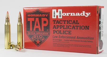 HORNADY 223 REM 60 GR TAP URBAN 20/BOX