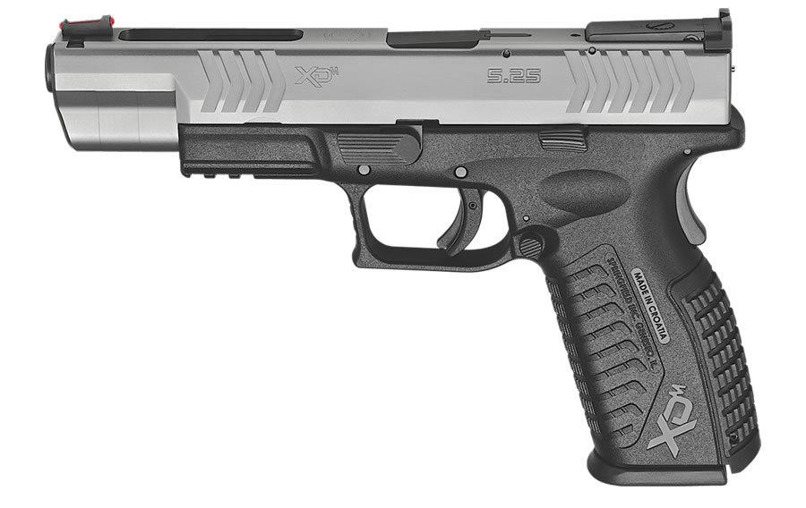 Xdm 9mm Bitone 5.25 Xdm 40sw 5.25 Competition bi