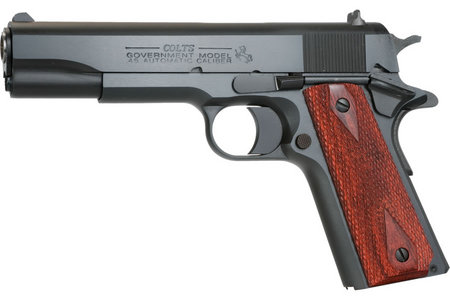 COLT 1911 GOVERNMENT MODEL 45ACP