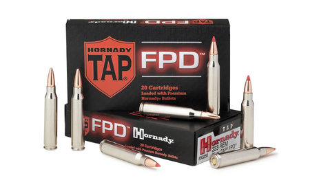 Hornady 223 Rem 55 gr TAP FPD 20/Box