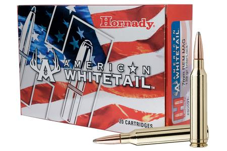 HORNADY 7mm Rem Mag 139 gr Interlock American Whitetail 20/Box