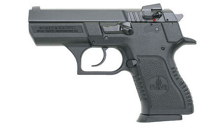 MAGNUM RESEARCH BABY DESERT EAGLE II 9MM COMPACT PISTOL