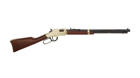 HENRY REPEATING ARMS H004 GOLDEN BOY 22LR LEVER ACTION RIFLE