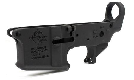 LAR-15 5.56MM STRIPPED LOWER RECEIVER