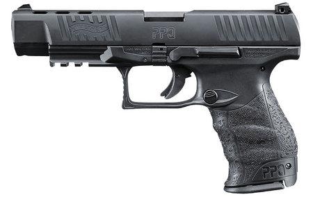 WALTHER PPQ M2 9MM BLACK 5 INCH BARREL