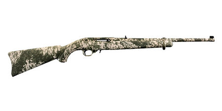 RUGER 10/22 22LR GREEN DIGITAL CAMO