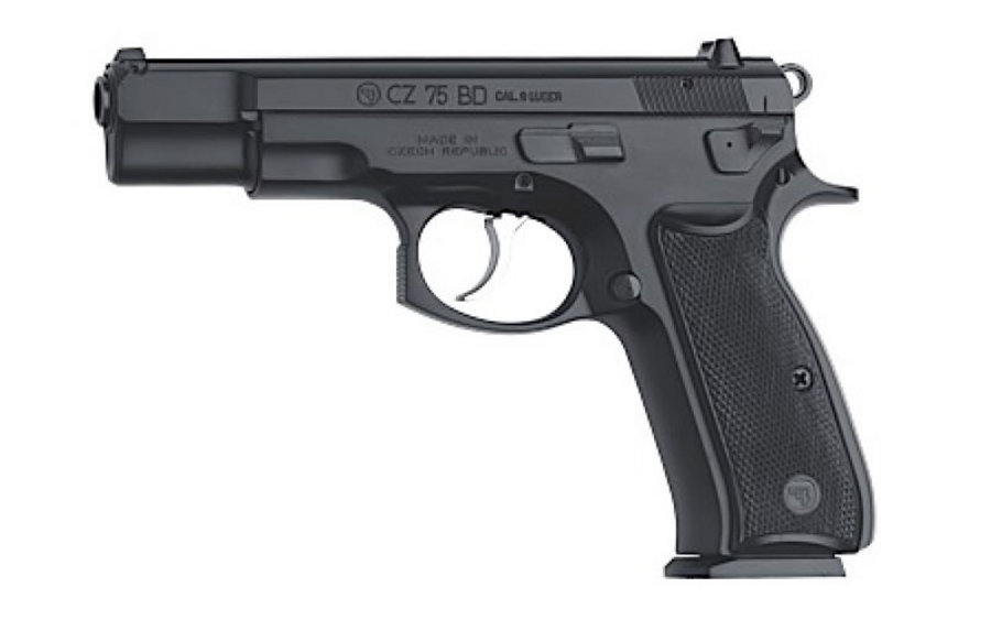 75 BD 9MM SEMI-AUTOMATIC PISTOL