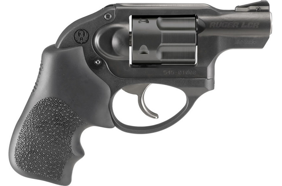 RUGER LCR DOUBLE-ACTION REVOLVER 357 MAGNUM