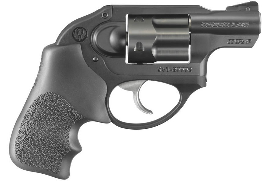 No. 10 Best Selling: RUGER LCR DOUBLE-ACTION REVOLVER 38 SPECIAL