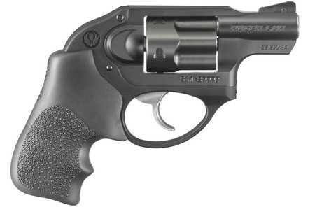 RUGER LCR DOUBLE-ACTION REVOLVER 38 SPECIAL