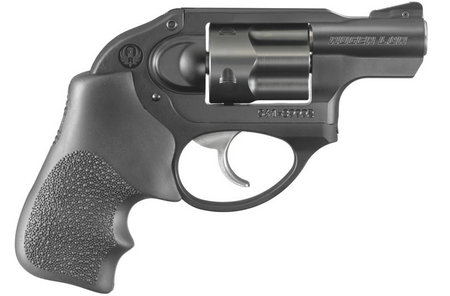 LCR DOUBLE-ACTION REVOLVER 22LR