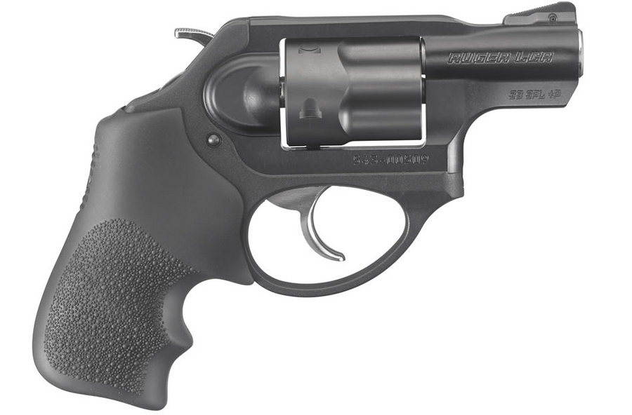LCR-X 38SPL DOUBLE ACTION REVOLVER