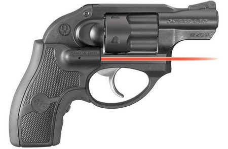 RUGER LCR 38SPL REVOLVER W/ CRIMSON TRACE