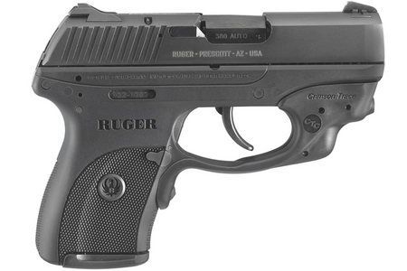 RUGER LC380 380ACP WITH CRIMSON TRACE LASER