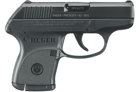 RUGER LCP 380 ACP BLACK