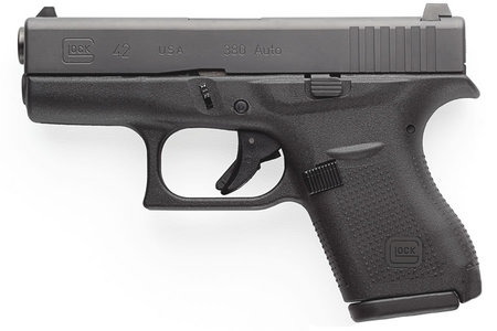 GLOCK 42 380 AUTO SINGLE STACK PISTOL