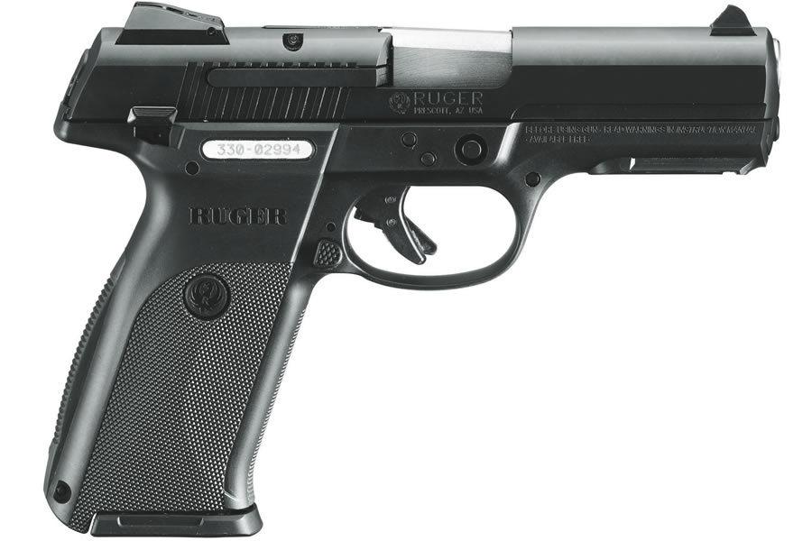 Ruger SR40 Full-Size 40 S&W Black Nitride Pistol