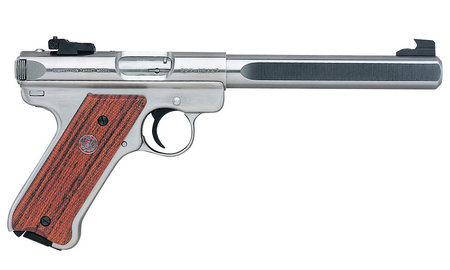 RUGER MARK III COMPETITION 22LR RIMFIRE PISTOL