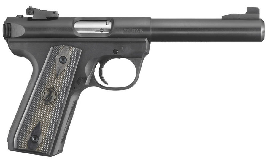 22/45 MARK III TARGET 22 BLACK LAMINATE