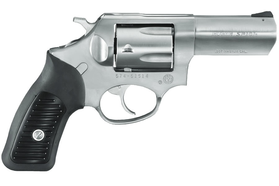 SP101 357MAG 3 INCH BARREL STAINLESS