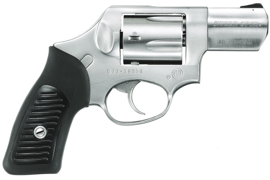SP101 357MAG 2.25-INCH DOUBLE ACTION