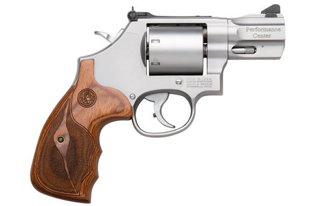 SMITH AND WESSON 686 357 MAGNUM 7-SHOT PERFORMANCE CENTER