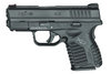 XDS SINGLE STACK 9MM BLACK