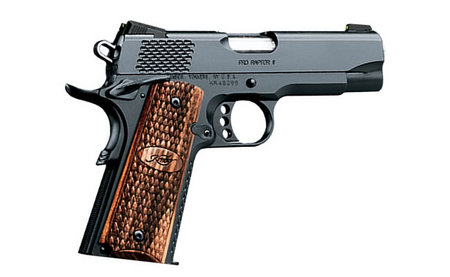 KIMBER PRO RAPTOR II 45ACP WITH NIGHT SIGHTS